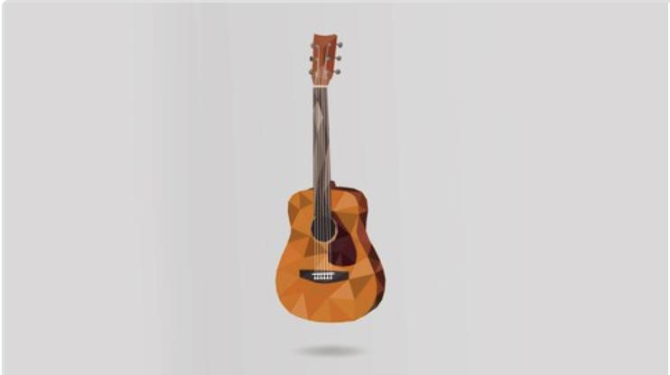 免費中文課程-初學吉他基礎單音及基礎指彈訓練