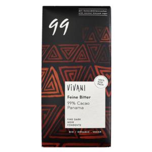 Vivani有機-99-黑巧克力