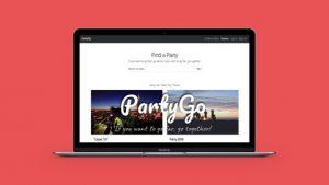 Python 專案課程 從無到有開發 PartyGo 活動交友平台