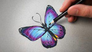 線上彩色鉛筆素描課程 - 初級到高級
